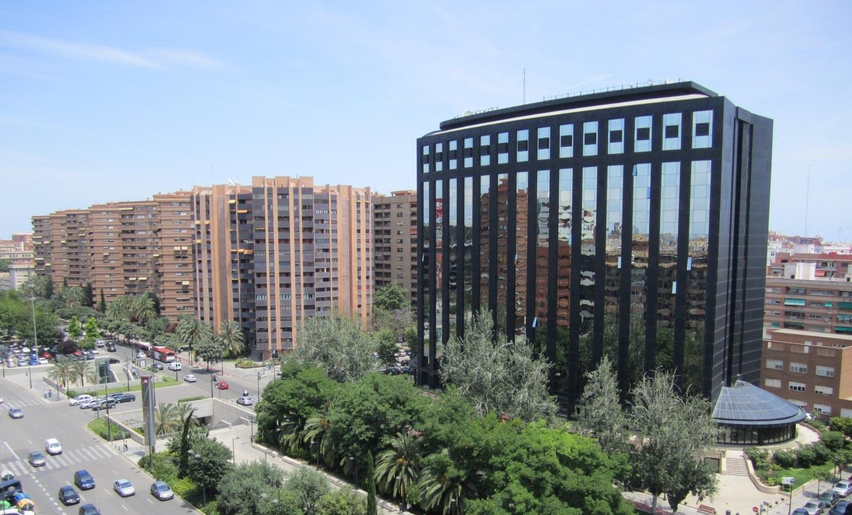 Edificio Europa en Valencia