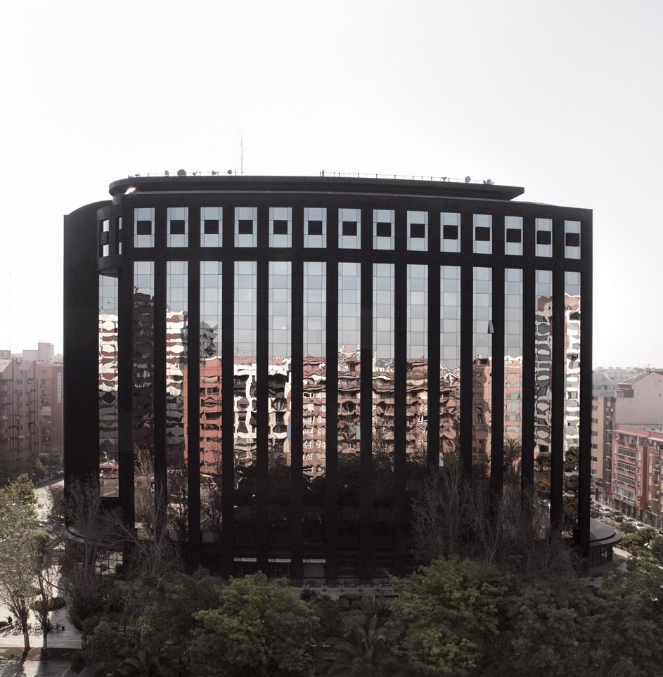 Contacto Edificio Europa en Valencia