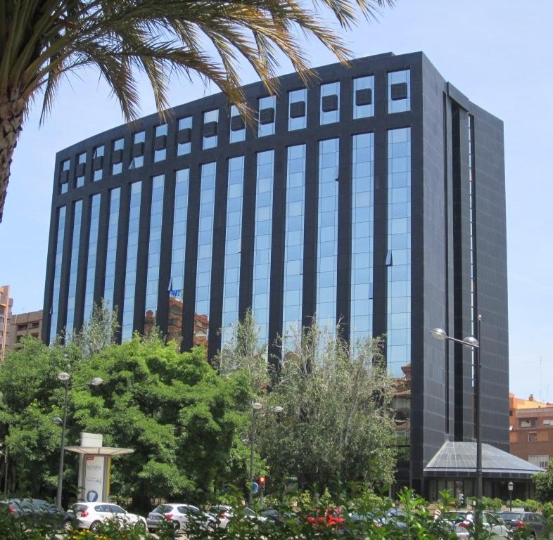 1-Edificio Europa de dia